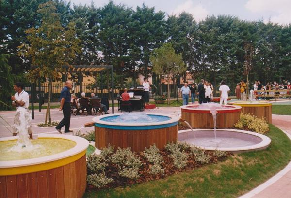 Inaugurazione Del Giardino Sensoriale Fondazione Grimani